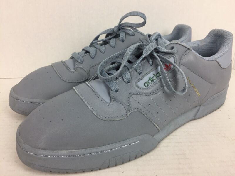 e845ae6c10141 Adidas Yeezy Powerphase Grey Calabasas CG6422 Size 13 Limited Mint ...