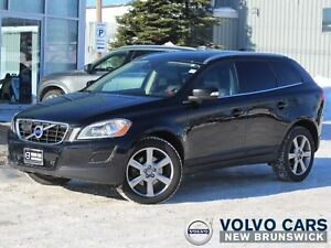 2013 Volvo XC60 T6 AWD | HEATED LEATHER | SUNROOF
