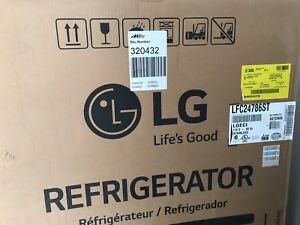 Brand new LG fridge