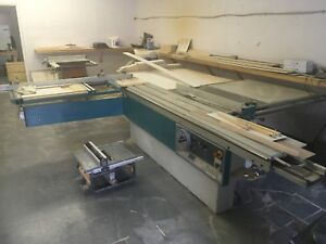 TABLE SAWS & EDGEBANDER NEED GONE ASAP