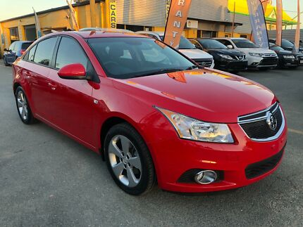 2013 HOLDEN CRUZE - DIESEL AUTO!! AS NEW Underwood Logan Area Preview