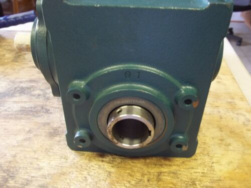 NEW DODGE TIGEAR II 26S15HA RIGHT ANGLE GEAR REDUCER RATIO 15:1