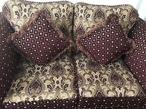 Customized 3 piece sofa set
