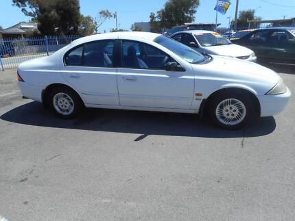 1999 Ford Falcon Sedan