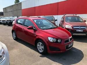 2012 Holden Barina 5 DOOR Hatchback Lilydale Yarra Ranges Preview