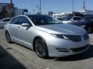 2014 Lincoln MKZ AWD|3.7L V6|LOADED|TECH-PKG|PANO-ROOF|LEATHER
