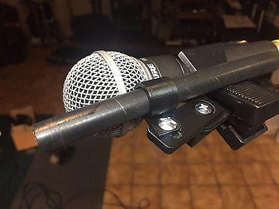 Guitar Talk box Talkbox Tube Microphone Clip Clamp Holder 3D Rocktron Dunlop MXR
