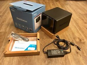 Synology DS412+ NAS - new condition with 10.5TB hard drives