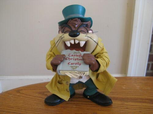 "Looney Tunes Clothtique Possible Dreams Taz Tasmanian Devil 7"" Christmas Figure"