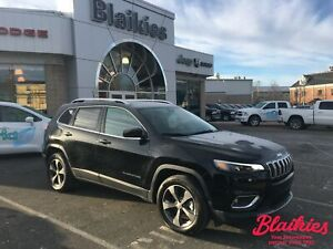 2019 Jeep Cherokee Limited | 4x4 | FULLY LOADED !!! | LOW KM |