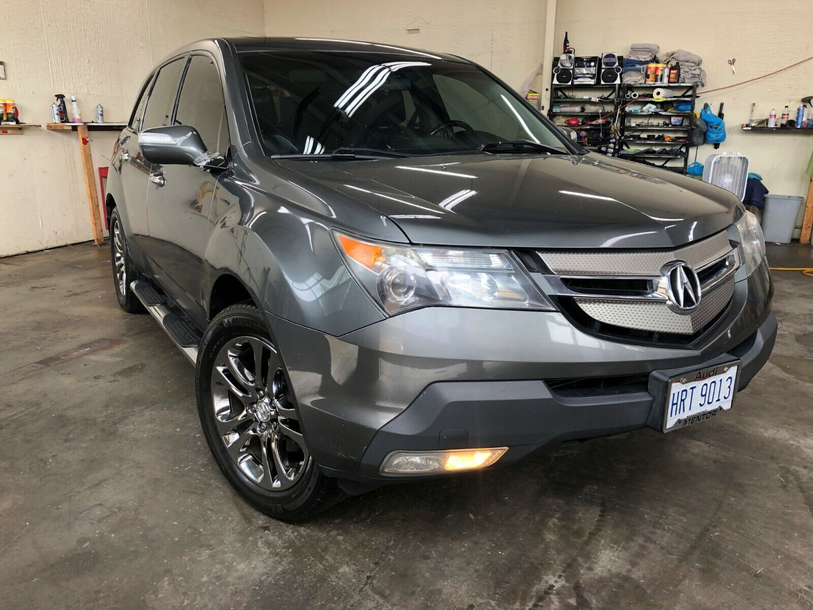 2007 Acura MDX Sport Tech/RES 07 Acura MDX Sport Tech RES DVD Nav A-Spec Htd Leather Drives Beautifully, Cheap