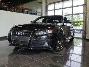 2011 Audi A4 2.0T|PREMIUM|S-LINE|CUIR|TOIT|19'