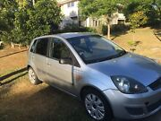 2008 Ford Fiesta Manual Cold Air, Rego Moorooka Brisbane South West Preview