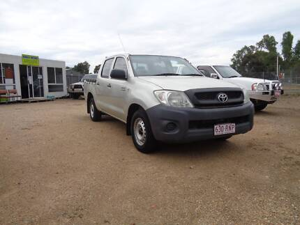 2011 Toyota Hilux Ute Mansfield Mansfield Area Preview