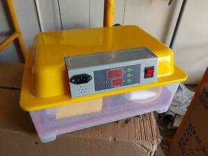 24 Egg Incubator Automatic Digital LED Turning Chicken Duck used Silverwater Auburn Area Preview