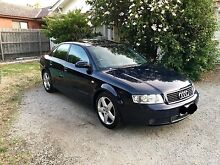 2001 Audi A4 Reg&RWC Spotswood Hobsons Bay Area Preview