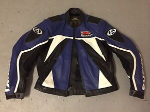 Men's GSX-R leather jacket