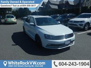 2015 Volkswagen Jetta 2.0 TDI Highline BC Driven, Radio data...