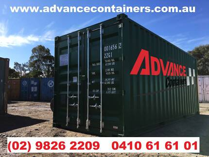 20ft shipping container view before buy inc delivery u0026 gst