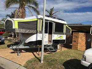 2016 Jayco Hawk Outback Windang Wollongong Area Preview