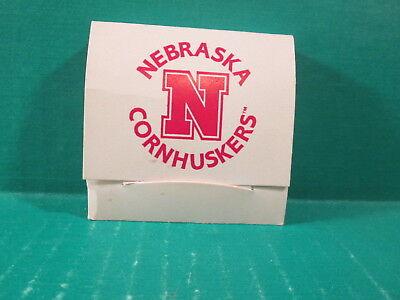 Nebraska Cornhuskers Customized Golf Ball Tees And Golf Ball Marker - Customized Golf Tees