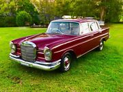 Mercedes Benz 1963 Auto Fintail fuel injected Finny collector car Horsley Park Fairfield Area Preview
