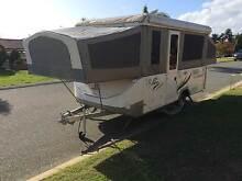 2012 Jayco Flamingo Camper Trailer Leeming Melville Area Preview