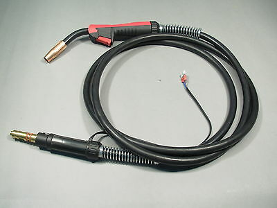 15 Htp Replacement Mig Welding Gun Torch Stinger For Lincoln Magnum 100l K530-5