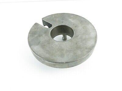 South Bend Heavy 10 13 Lathe Dog Drive Face Plate W D1-4 Mount 7 Diameter