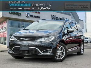 2017 Chrysler Pacifica Limited /Blu Ray DVD/Navigation