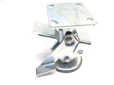 Payson 4 Circular Pad Floor Lock 6 To 7 Adjustment 4-34 X 3-34 Mount