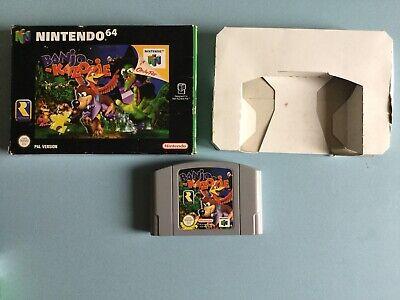 Banjo-Kazooie - Nintendo 64/N64
