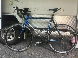 Triathalon bike.. ready to race Korora Coffs Harbour City Preview