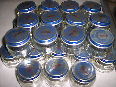 20 Baby Food Empty Jars 2 5 Oz Clean No Glue