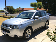2013 Mitsubishi Outlander Katanning Pallinup Area Preview