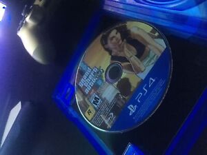 Selling GTA 5 For Ps4   (Kingsville Ontario) Looking for offers)