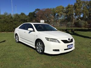 2007 TOYOTA CAMRY SPORTIVO AUTMATIC SEDAN $4999 WITH 1 YEAR WARRANTY Leederville Vincent Area Preview