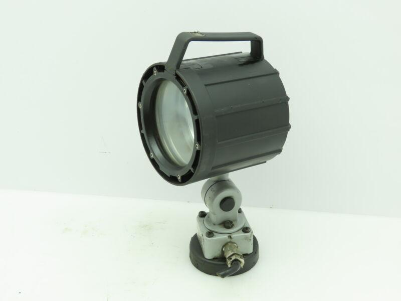 Waldmann HGWK-70-24VAC Waterproof 60W Halogen Machine Spot Light 24V Magnetic