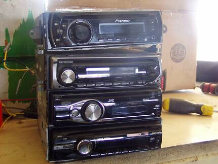 CAR CD PLAYER STEREO AM/FM  X 50 TO CHOOSE FROM $40 EACH WARRANTY Lonsdale Morphett Vale Area Preview
