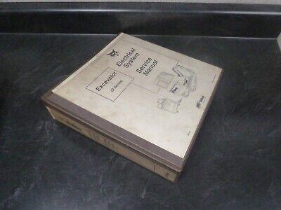 Bobcat 341d Mini Excavator Ewd Electrical System Shop Service Repair Manual
