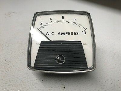 162-141-lsmt 10 Amp Amp Meter 82j