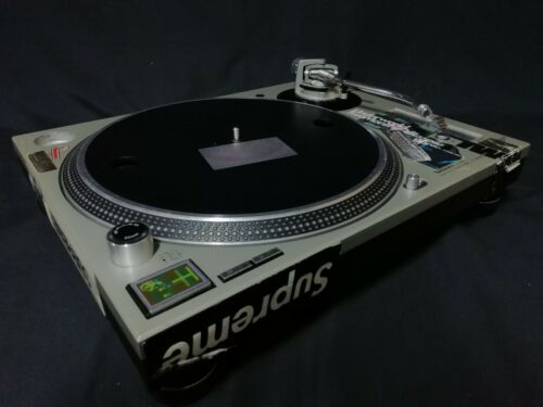 Technics SL-1200 MK3D Turntable Direct Drive #0367 In Very Good Condition
