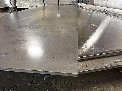Titanium Plate 6al4v 12 X 36 X .520