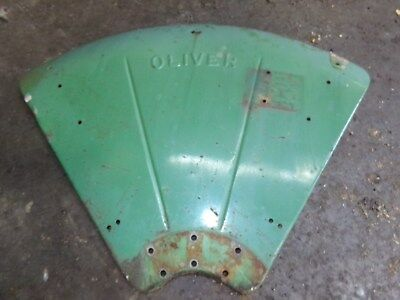 Oliver 880 Tractor  Fenders