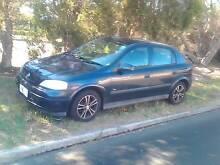 2004 Holden Astra Hatchback Melbourne CBD Melbourne City Preview