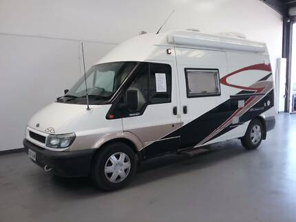 2000 Ford Transit Motorhome only 152000kms