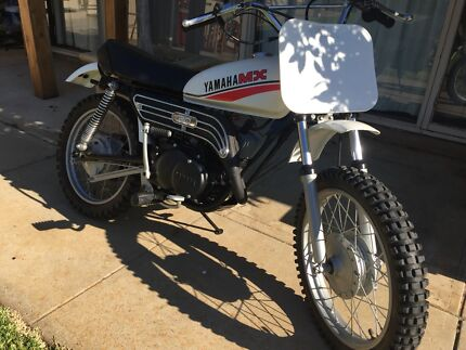 Yamaha MX 80 1982