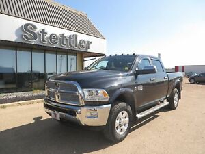 2016 RAM 3500 LONGHORN DIESEL! NEW TIRES! 5TH WHEEL PREP! LOADED