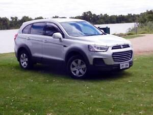 2016 Holden Captiva SUV Murray Bridge Murray Bridge Area Preview