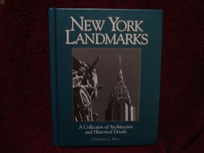 New York Landmarks 1999 by Ziga, Charles HC World Trade UN Times Square Macys
